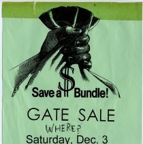 Image of Gate Sale 039