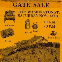 Image of Gate Sale 004