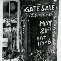 Image of Gate Sale 041