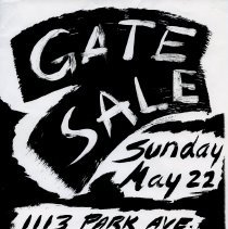 Image of Gate Sale 042