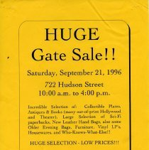Image of Gate Sale 019