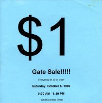 Image of Gate Sale 022