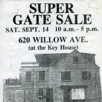 Image of Gate Sale 003