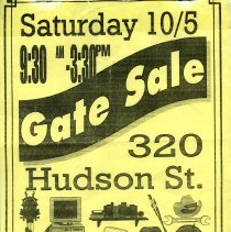 Image of Gate Sale 030