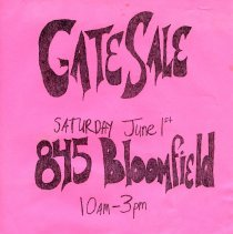 Image of Gate Sale 007