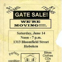 Image of Gate Sale 033