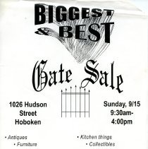 Image of Gate Sale 038