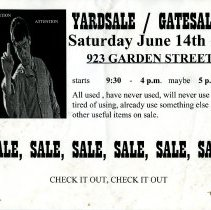 Image of Gate Sale 044