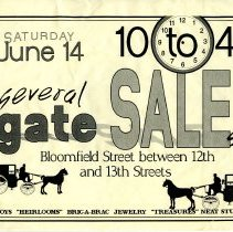 Image of Gate Sale 049