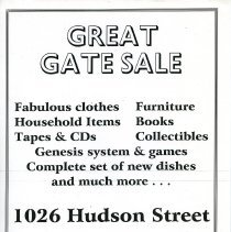 Image of Gate Sale 061