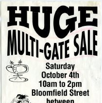 Image of Gate Sale 064 11x17