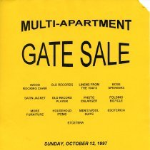 Image of Gate Sale 008