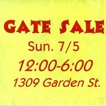Image of Gate Sale 015