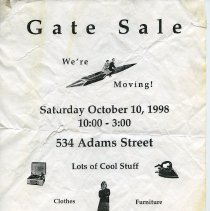 Image of Gate Sale 024