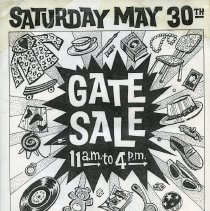 Image of Gate Sale 005