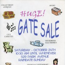 Image of Gate Sale 009