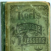 Image of book 1: cover Kerl's Language Lessons