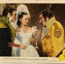 Image of The Kissing Bandit Lobby Card 7