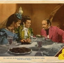Image of The Kissing Bandit Lobby Card 8