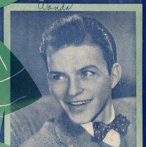 Image of detail Sinatra photo