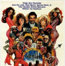 Image of Cannonball Run 2 - Yugoslavia