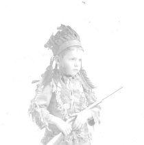 Image of Unidentified boy; Jewell Studio