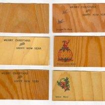 Image of 2005.15.37 - Card, Greeting