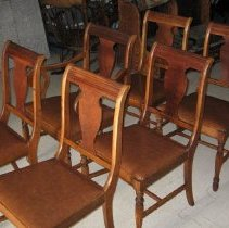 Image of 2005.18.2 - Chair, Dining