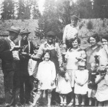 Image of Curtis family photo
