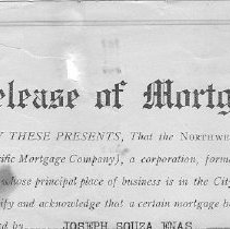 Image of 2005.28.15 - Mortgage