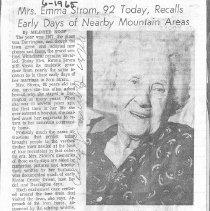 Image of 2005.246.2 - Newspaper