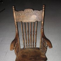 Image of 2005.8.1 - Chair, Rocking