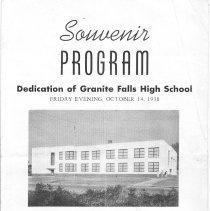 Image of 2005.81.3 - Program