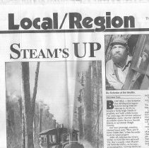 Image of 2007.1.15 - Newspaper