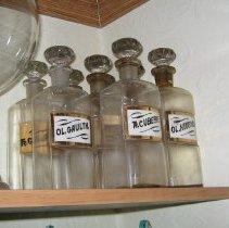 Image of 2008.37.5 - Bottle, Medicine