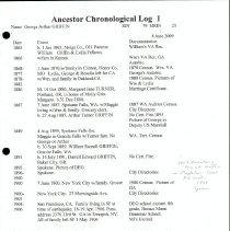 Image of 2009.9.12 - Timeline