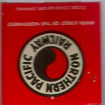 Image of 2010.52.6 - Matchbook