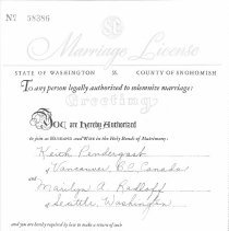 Image of 2011.19.1 - Certificate