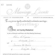 Image of 2011.19.3 - Certificate