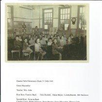 Image of Granite Falls Elementary 1948-1949 Grade 3