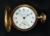 Image of Hamilton pocketwatch