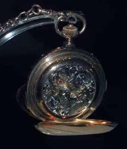 Image of Repeating Pocket Watch, Mvt.