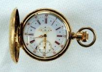 Image of Schwob Freres pocket watch