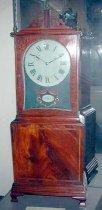 Image of A. Willard Shelf Clock