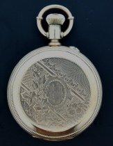 Image of Geoge Thomas pocket watch