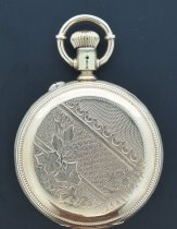 Image of George Thomas pocket watch