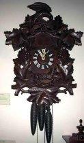 Image of Quail & Cuckoo Clock