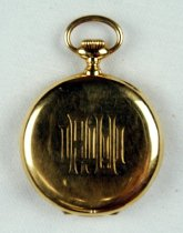 Image of Patek Phillippe pocket watch