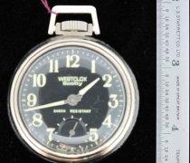 Image of Westclox pocket watch