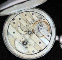 Image of James Sanders pocket watch